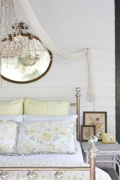 Guest My Nest: Dutton-Waller Cottage- Tybee Island, Georgia | The Lettered Cottage