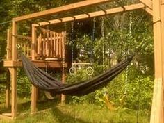 diy hammock gotta make a few of these but where to hang them?