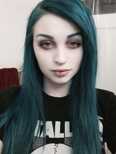 Dark Teal Hair Dye https://www.etsy.com/listing/294631251/new-color-dark-teal-hair-dye