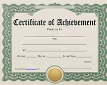 free printable certificates of appreciation