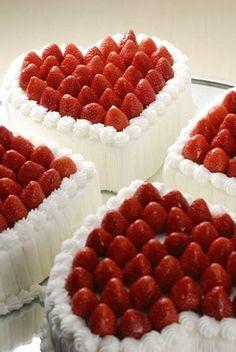 Valentine cake in Hilton