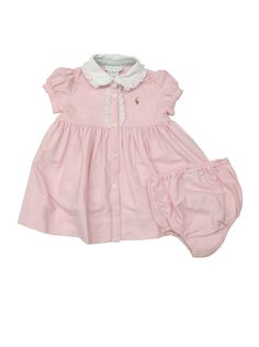 My favorite Ralph Lauren outfit for Hannah.