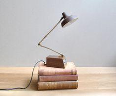 Vintage Tensor Desk Lamp.