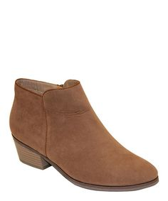 Another great find on #zulily! Camel Beauty Ankle Bootie #zulilyfinds