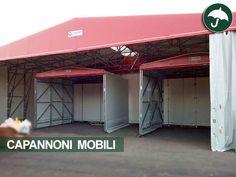 """L'azienda Civert è stata commissionata dalla Corbellini S.r.l. di Parma per realizzare una serie di #capannonimobili a """" Matrioska """".   Leggi l'articolo completo sul nostro sito: https://www.civert.it/capannoni-mobili-matrioska-parma/  #tunnelmobili #capannonimobili #capannonipvc #capannoniindustriali #capannoniretrattili #tunnelindustriali #tunnelpvc #tunnelmobili #tunnelretrattili #coperturemobili"""