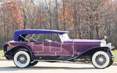 1927 Isotta