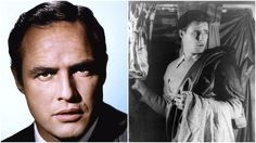 Before moving to New York to study acting, Marlon Brando was expelled from high school because he rode a motorcycle through the halls