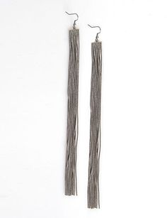 Fringe Earrings, flirtcatalog.com