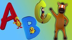 ABC morceau | 3D pour l'éducation Vidéo | De bande dessinée pour les enfants Kids don't you feel boring reapeating alphabets in same way so here is it in more interesting and entertaining way. #KidsLearning #Toddlers #Kids #Babies #Parenting #Preschoolers #Educational #colors #numbers #Kindergarten #rhymes #educationalvideos #educational https://youtu.be/ZRj8Wxs-uNw