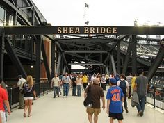 Citi Field is probably one of my top three ballparks to visit and I've been to every MLB ballpark. Great food, fun activities for the kids, including a dunk tank, easy to get to taking the #7 train and it's the last stop on the route, so you can't miss it. http://www.stadium-advisor.com/Citi-Field-Seating-Chart.html