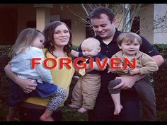 Anna Duggar was in the giving mood this Christmas! She gave husband Josh Duggar possibly the best gift, he is ever received, her forgiveness! Josh Duggar, I Forgive You, 19 Kids And Counting, U Tube, Divorce, Families, Tv Shows, Christmas Gifts, Anna