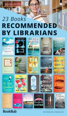 book recommendations 2018 reading list from librarians b