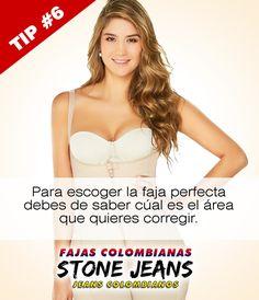 Loas mejores fajas y los mejores consejos para resaltar tu belleza. Sandro, Houston, Jeans, Bra, Stone, Fashion, Girdles, Tips, Beauty
