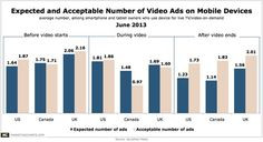 Information Overflow? How Many Online Video Ads Will Viewers Tolerate?