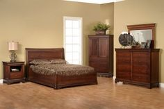 79 best Solid Wood Bedroom Furniture images on Pinterest | Solid ...