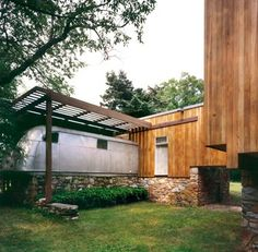 Wolfson Trailer House 1949-51 by Marcel Breuer