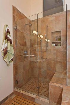 Hubby's shower
