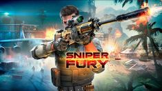 If you like sniper games, you'll love Sniper Fury! Try the true sniper experience; play it now! Best Games, Fun Games, Cell Phone Game, Sniper Games, Hunter King, The War Zone, Application Web, Game Change, Shooting Games