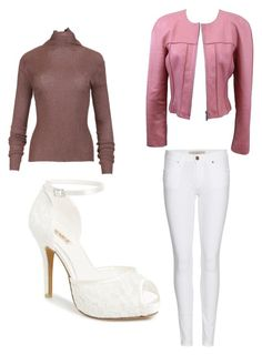 """""""Untitled #202"""" by susannhaabeth on Polyvore featuring Chanel, Burberry and Menbur"""