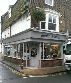 Dunlin and Diver - lovely shop in Deal, Kent