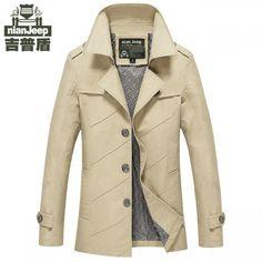 Sweatwater Men Fall Spring Outerwear 2 Button Denim Faded Blazer Suit Jacket