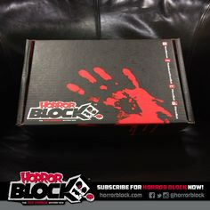Win this special block!  Share a photo on Instagram with your cat, dog, or other pet hanging out in your ‪#‎HorrorBlock‬ using #CatInABlock. Tweet the photo with for a second entry! One random winner will be announced on January 10.