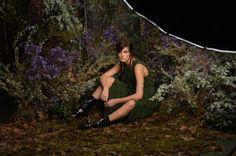 Chic e Fashion: Tufi Duek tem Isabeli Fontana como estrela