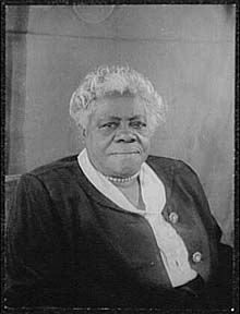 Mary Jane McLeod Bethune (July 10, 1875 – May 18, 1955) an American educator and civil rights leader best known for starting a school for African American students in Daytona Beach, Florida, that eventually became Bethune-Cookman University and for being an advisor to President Franklin D. Roosevelt.