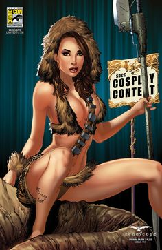Grimm Fairy Tales #111 (Cover E - SDCC 2015 Exclusive - Limited 350) #Zenescope #GFT #GrimmFairyTales (Cover Artist: Eric Basaldua & Nei Rufino)