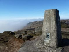 Higher Shelf Stones trigpoint Glossop Mount Rushmore, Shelf, Stones, Mountains, Building, Places, Nature, Travel, Shelving