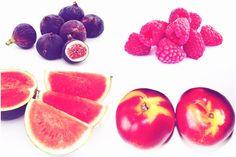 Llega junio y te traemos cuatro frutas para aliviar los primeros calores del estío: nectarinas, sandías, frambuesas y brevas.