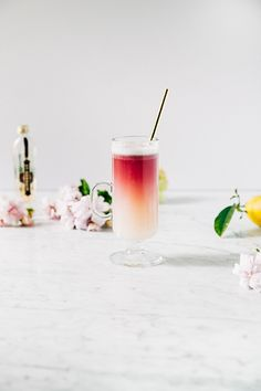 red wine gin sour co