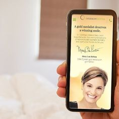 Your website isn't mobile responsive? You're missing out on new patients. Check out our latest blog post about what's slowing down your website.