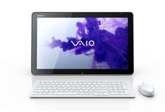 """The VAIO® Tap 20 features exceptional picture quality and a capacitive touchscreen. Every touch of your finger elicits snappy performance no matter what you're doing. The 20"""" 1600 x 900 touchscreen LCD is equipped with IPS (in-plane switching) technology so you can enjoy a crisp image from any viewing angle. Backed by Sony TV technology, the Mobile BRAVIA® Engine 2 adds sharpness filters and noise reduction to display rich, beautiful content on your VAIO® Tap."""