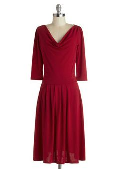 Countdown to Business Dress, #ModCloth *it would be really cute with a belt