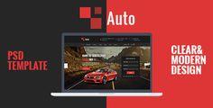 awesome AUTO – Modern day Automobile Rental Service PSD Template (Enterprise)