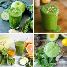 The Kitchn | Green Smoothies for Hot Days — Delicious Links