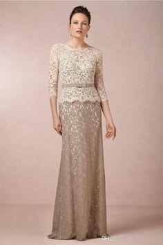 Modest Mother of the Groom Dresses