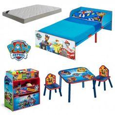 Habitación infantil Patrulla Canina. #habitacionesinfantiles #dormitoriosdisney #bainba