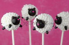cake pops para niños - detalles de boda