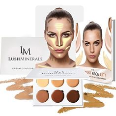 Cream Contour Kit - Premium Contouring Foundation, Concealer and Contour Palette for Most Flawless Look - Free Contouring E-Book Included Lush http://www.amazon.com/dp/B0169GWYMA/ref=cm_sw_r_pi_dp_fnsLwb0ABNC7C
