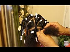 21 ideas for braids with beads for girls hairstyles natural hair inspiration Baby Girl Haircuts, Lil Girl Hairstyles, Cute Hairstyles For Kids, Girls Natural Hairstyles, Natural Hair Styles, Black Hairstyles, Men Hairstyles, Teenage Hairstyles, Mixed Kids Hairstyles
