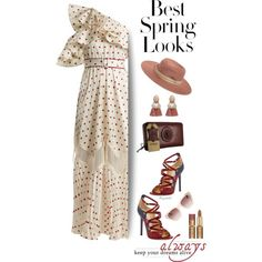 A fashion look created by ragnh-mjos featuring . Browse and shop related looks. Spring Looks, Creative Home, Art Decor, Dreaming Of You, Polyvore, Design, Style, Fashion, Moda