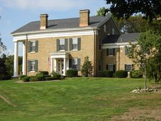 Stonehall Greek Revival built in 1837. Home tour 2013