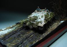 Dioramas and Vignettes: The Hunteress. Spring 1945, photo #19