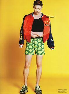 Thunder Korean Magazine, Sandara Park, Korean Celebrities, Thunder, Kdrama, Photoshoot, Kpop, People, Clothes