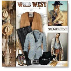 Cowgirl Up!!