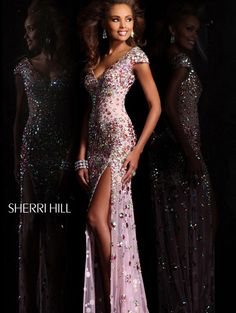 Sherri Hill 21081 Prom Dress 2013