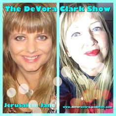 Jerusalem Janediscusses the rights of Israel to a Jewish State. Guest spot withJay Sekulow. DeVora's Musicupdate. All onThe Devora Clark Show…. Source: Israel's Right To Exist…
