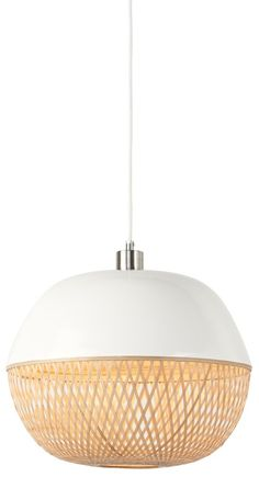 Mekong Globe by It´s About Romi. Bamboo ceiling lamp.